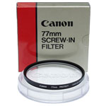 Filter Canon Protection, UV 77 mm