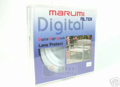 Filter MARUMI DHG Protection 62mm