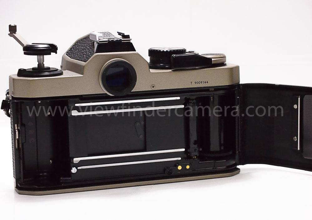 ขายแล้ว)Nikon FM-2 T (Titanium)(สินค้ามือสอง)สภาพสวย ไม่มีกล่อง #6154698