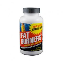 เผาพลาญไขมันอย่างได้ผลด้วย Weider Fat Burner with Green Tea