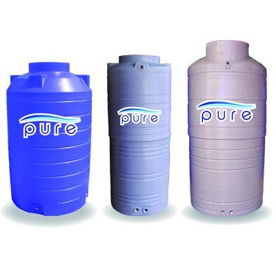 การเลือกขนาดถังเก็บน้ำและวิธีการติดตั้งถังเก็บน้ำ