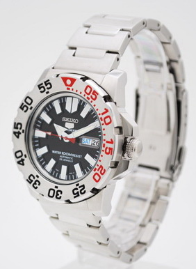 SEIKO Mini monster automatic new  รุ่น SNZF47K1