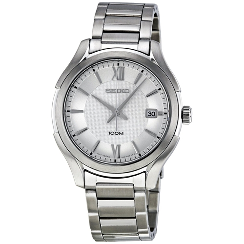 Seiko SGEF67 Mens Quartz Watch