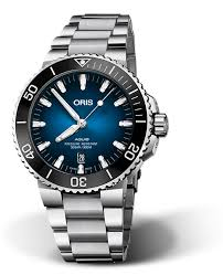 Oris Watch Aquis Clipperton Limited Edition 733 7730 4185-Set MB รุ่นใหม่ล่าสุด