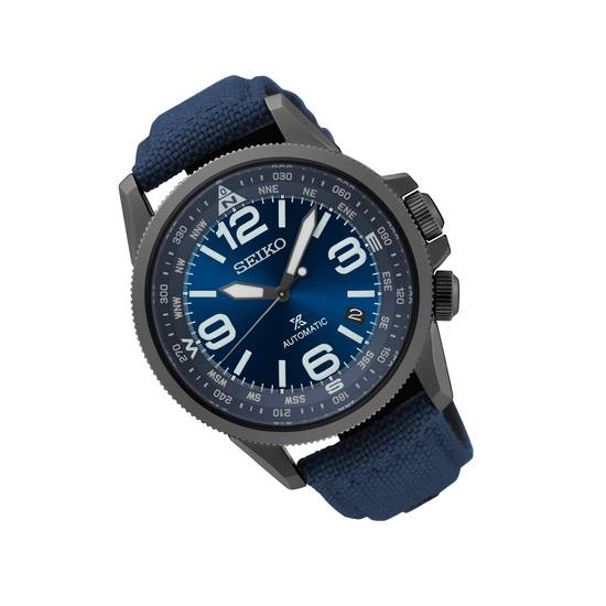 SEIKO PROSPEX Automatic Landfighter (Navy Blue)  SRPC31K